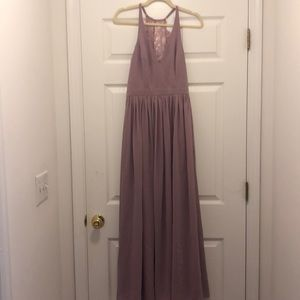 Lulu bridesmaids dress